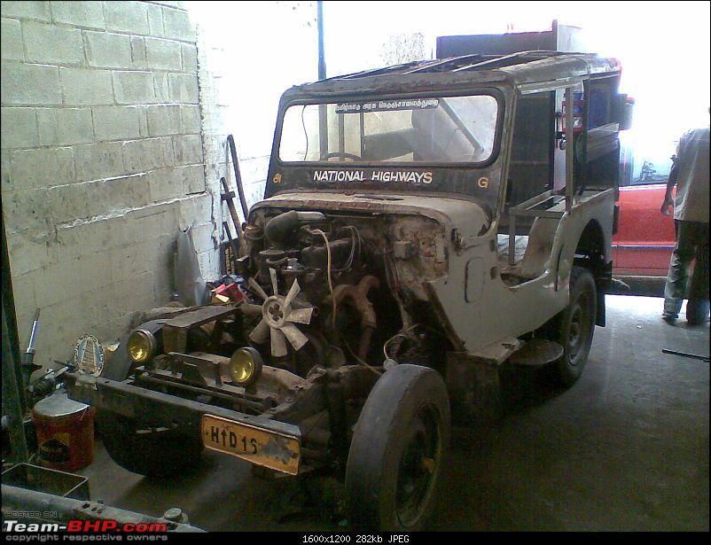 Mahindra (Kaiser) CJ3B RHD 1969 Petrol power-image009.jpg