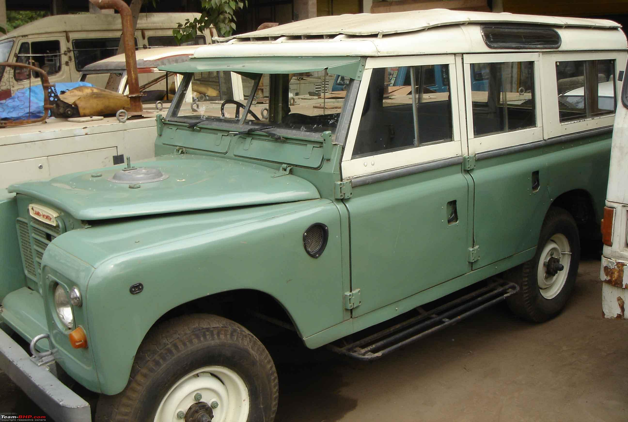 almond station for sale grasmere defender green landrover pin rover land cloth with rovers heritage wagon old