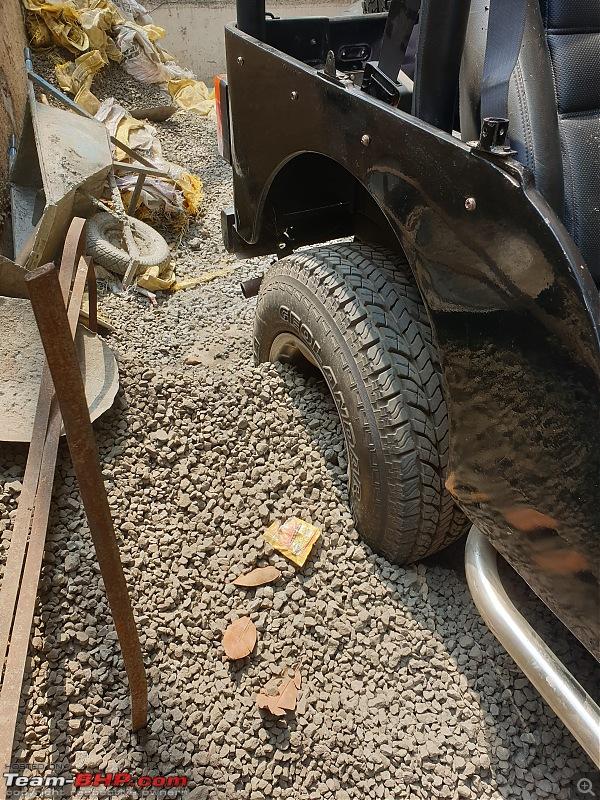 Mahindra Classic 4x4. 2.5 Liter Diesel. Back on the road!-20210426-11.23.51.jpg