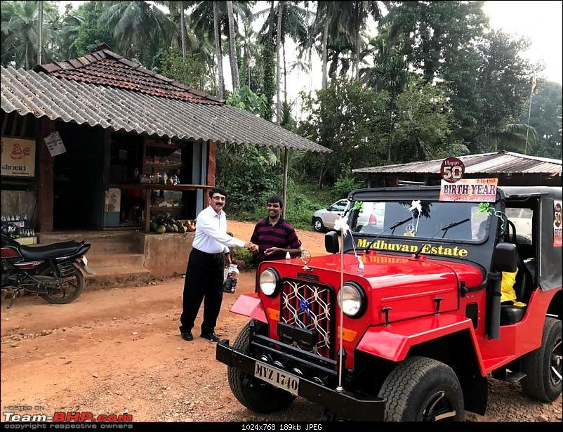 Father-son duo celebrates 'birthday' of their 50-year-old jeep-img_5469.jpg