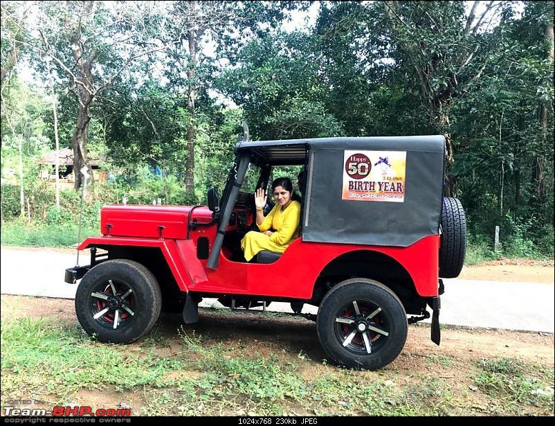 Father-son duo celebrates 'birthday' of their 50-year-old jeep-img_5415.jpg