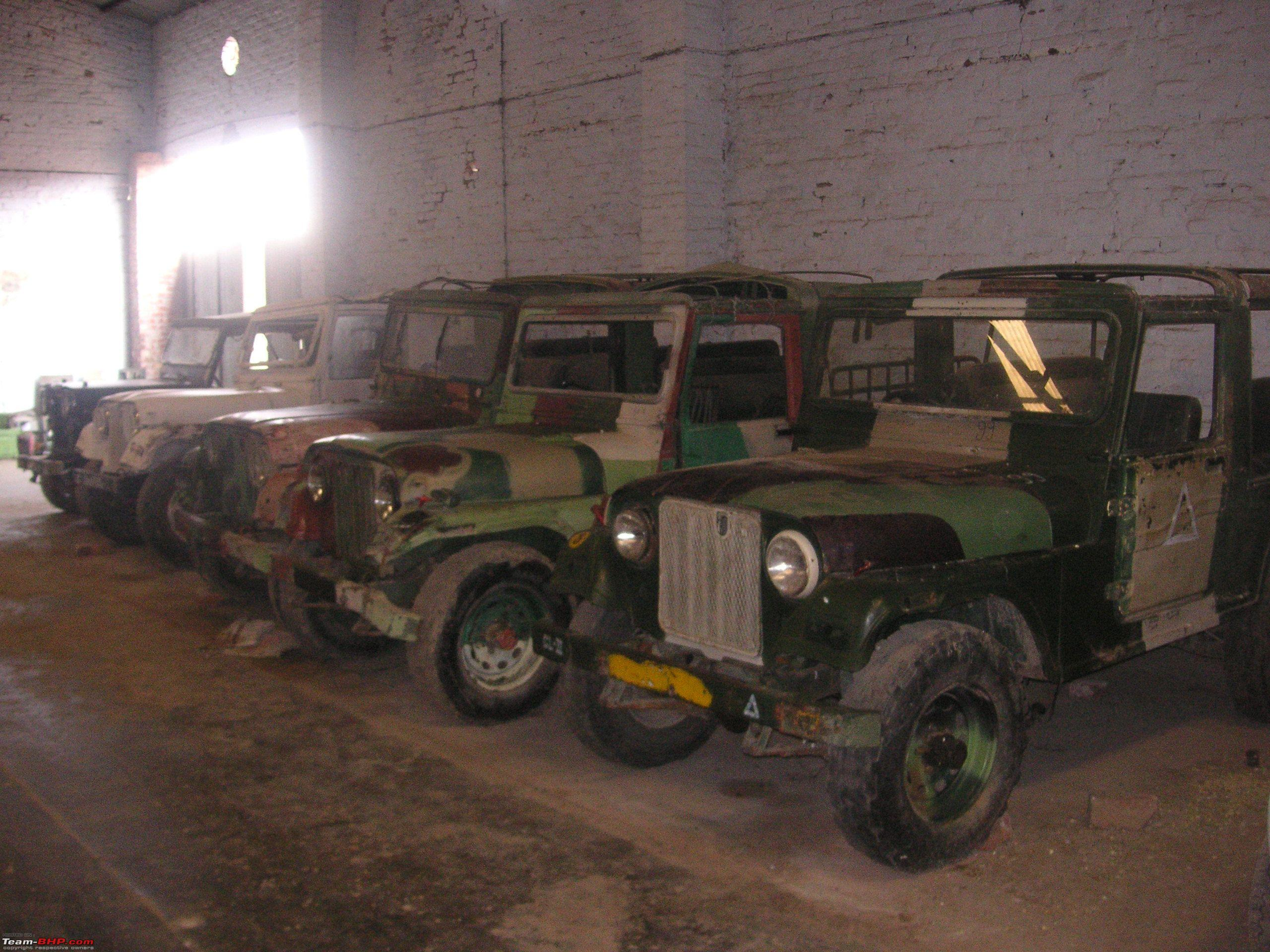 Army Disposal Jeep For Sale In Punjab