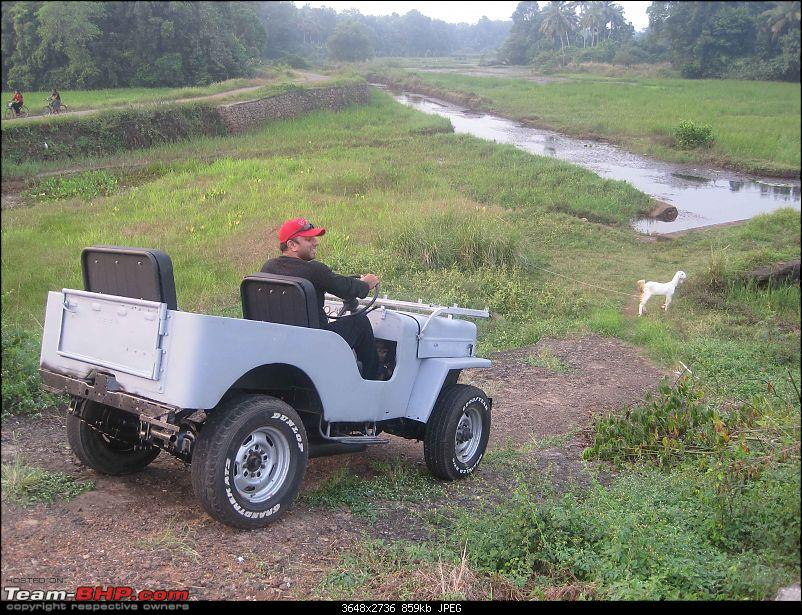 Rebirth of a CJ3B, The Unstoppable Legend ! -By JeepCaptain-img_2605.jpg