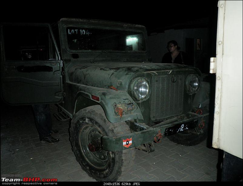 "It's a 'Jeep' Thing!"" - Army Spec MM550 - Restoration in Bangalore - PHASE 1 COMPLETE-p1080627.jpg"