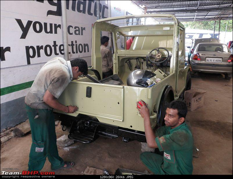 "It's a 'Jeep' Thing!"" - Army Spec MM550 - Restoration in Bangalore - PHASE 1 COMPLETE-p2130839.jpg"