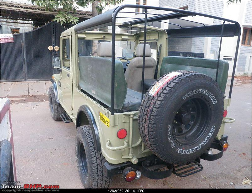 "It's a 'Jeep' Thing!"" - Army Spec MM550 - Restoration in Bangalore - PHASE 1 COMPLETE-p2180924.jpg"