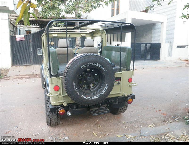 "It's a 'Jeep' Thing!"" - Army Spec MM550 - Restoration in Bangalore - PHASE 1 COMPLETE-p2180925.jpg"