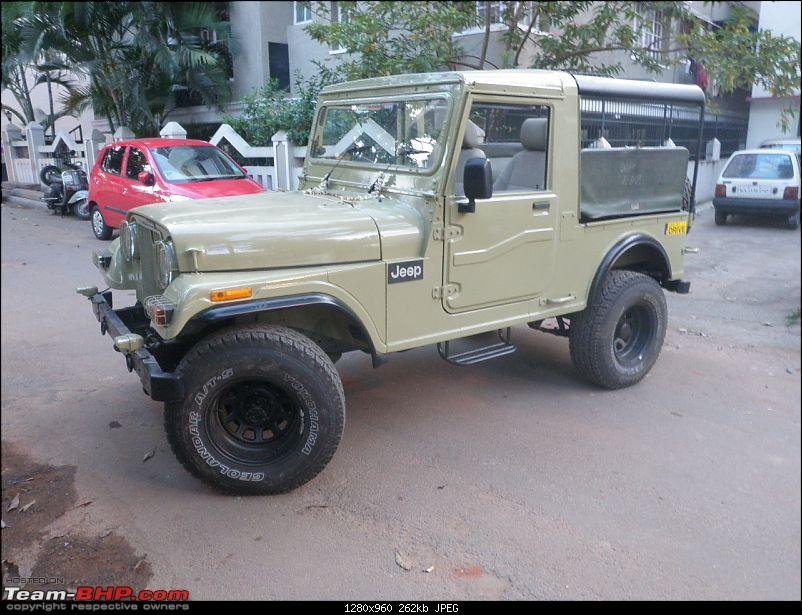 "It's a 'Jeep' Thing!"" - Army Spec MM550 - Restoration in Bangalore - PHASE 1 COMPLETE-p2180934.jpg"