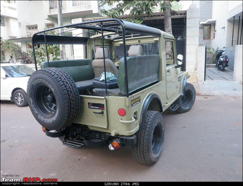 "It's a 'Jeep' Thing!"" - Army Spec MM550 - Restoration in Bangalore - PHASE 1 COMPLETE-p2180936.jpg"