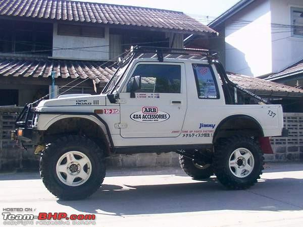 Imported Parts For Maruti Gypsy Off Roader Team Bhp