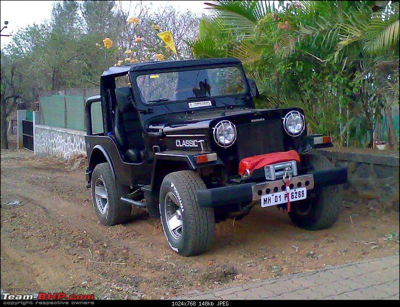 Mahindra Classic 4x4. 2.5 Liter Diesel. Back on the road!-6288.jpg