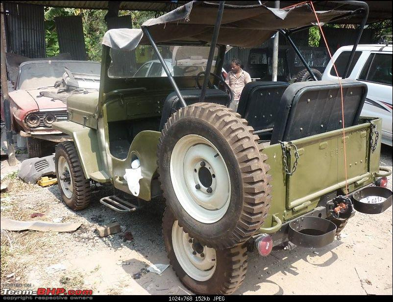 Rebirth of a CJ3B, The Unstoppable Legend ! -By JeepCaptain-p1000938.jpg