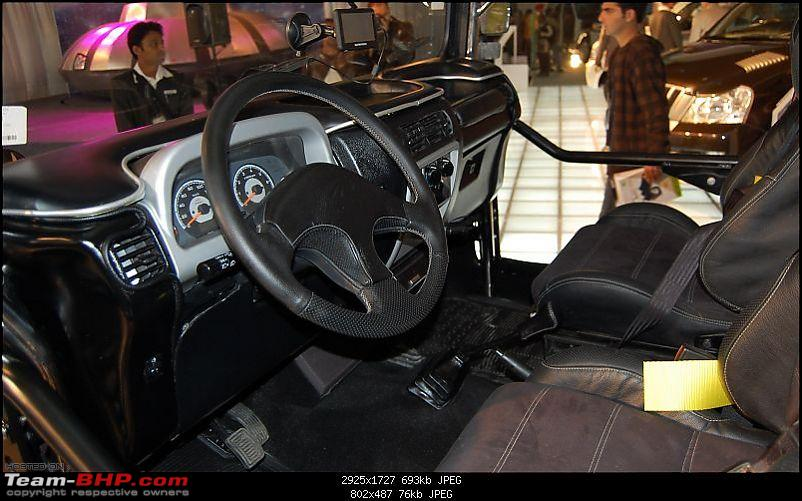 Mahindra Thar revealed at Autoexpo 2010-thar204.jpg