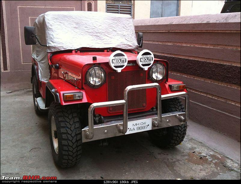 An impulsive buy- 1999 Mahindra Classic; Now Sold. Another project now in the offing!-06.jpg