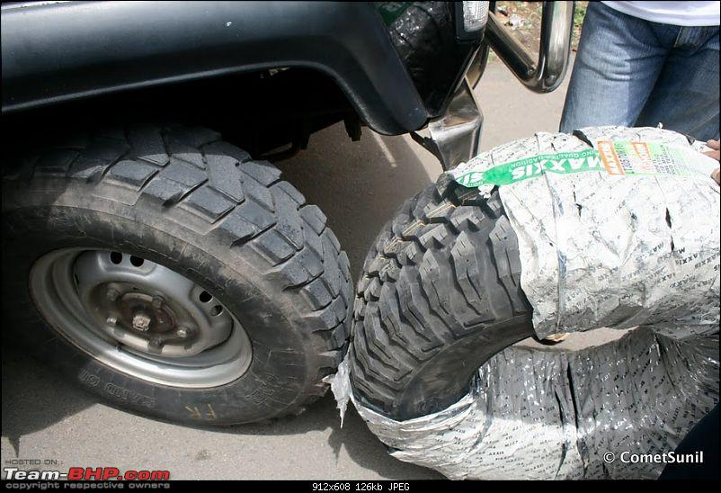 What's the best Off-roader under 10L? EDIT : Bought a Gurkha!-img_5421.jpg