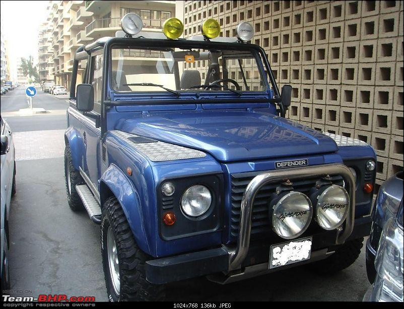"Land Rover Defender 90  ""Go Beyond"" - Jeep Captain-defender90.jpg"
