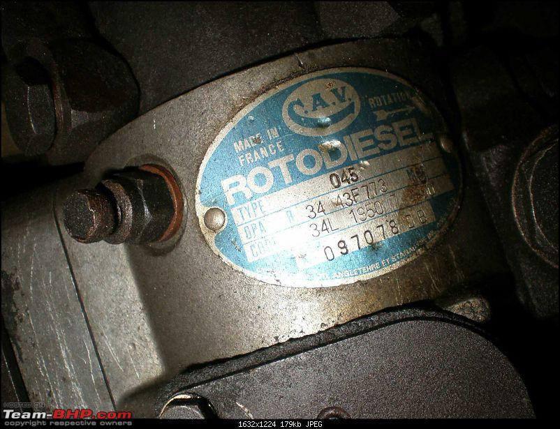 My Willys CJ Low Bonnet - Need Help-pump.jpg