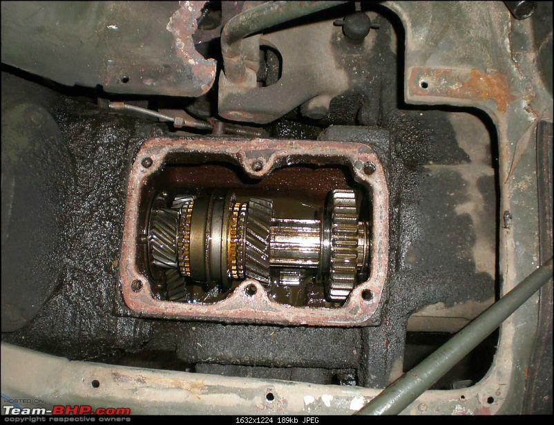My Willys CJ Low Bonnet - Need Help-gearbox.jpg