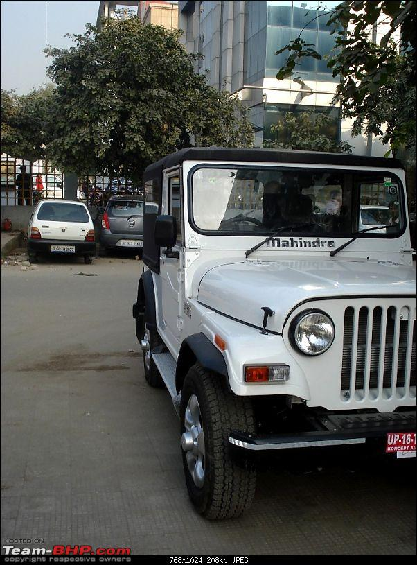 Mahindra Thar Launch on 21st December 2010. Update: Price on Page 2!-dsc00028.jpg