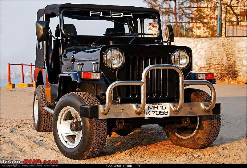 Mahindra Classic 2.5L : In Tight New Clothes!-5.jpg
