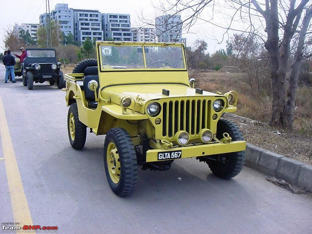 Which Is The Most Popular Ford Jeep Team Bhp 1941 To 1952 Willys Dsc05614