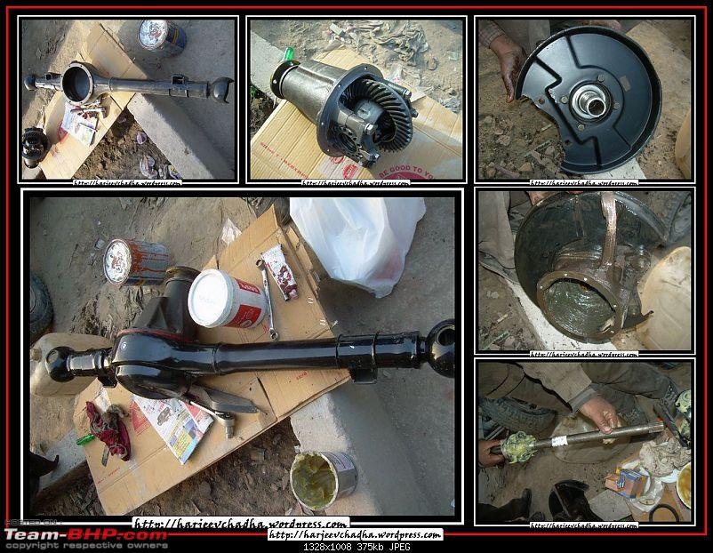 Story of my Gypsy's transformation Journey from a MG410 to a MG413-103-difftube-assembly-progress.jpg