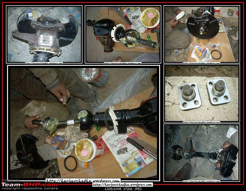 Story of my Gypsy's transformation Journey from a MG410 to a MG413-104-difftube-assembly-progress.jpg
