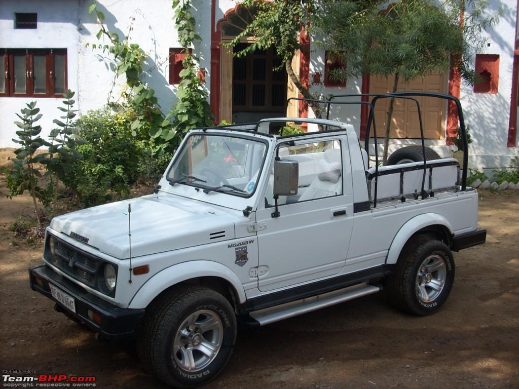 Gypsy Maruti Suzuki  Price