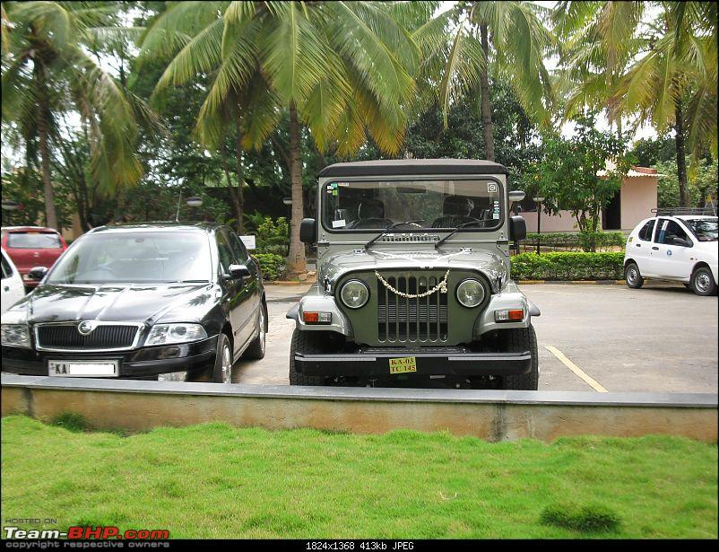 Mahindra Thar - Bringing it home - Finally! EDIT: Now sold!-img_2031.jpg