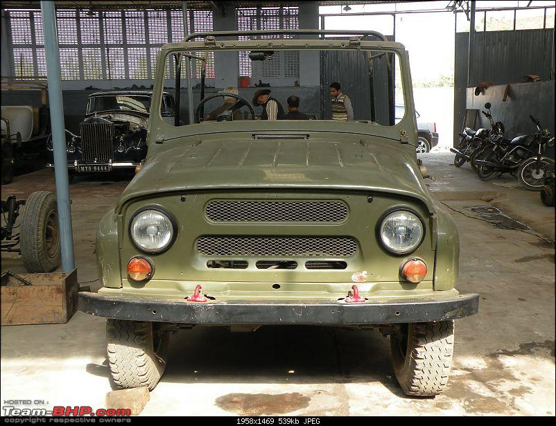 Russian Uaz-469, Ford and a Willy's-partys-sangeet-005.jpg