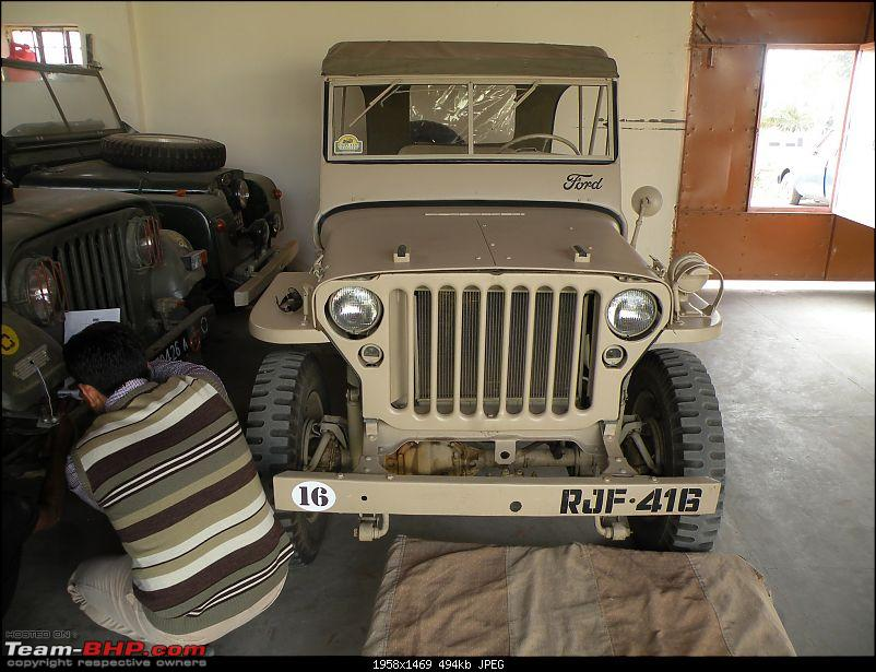 Russian Uaz-469, Ford and a Willy's-partys-sangeet-041.jpg