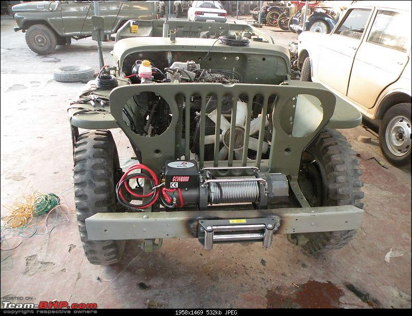 Russian Uaz-469, Ford and a Willy's-partys-sangeet-055.jpg