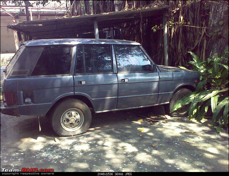 My 1986 Range Rover Classic 3.5 V8. EDIT: Lift kit & New tyres added-30102009227.jpg