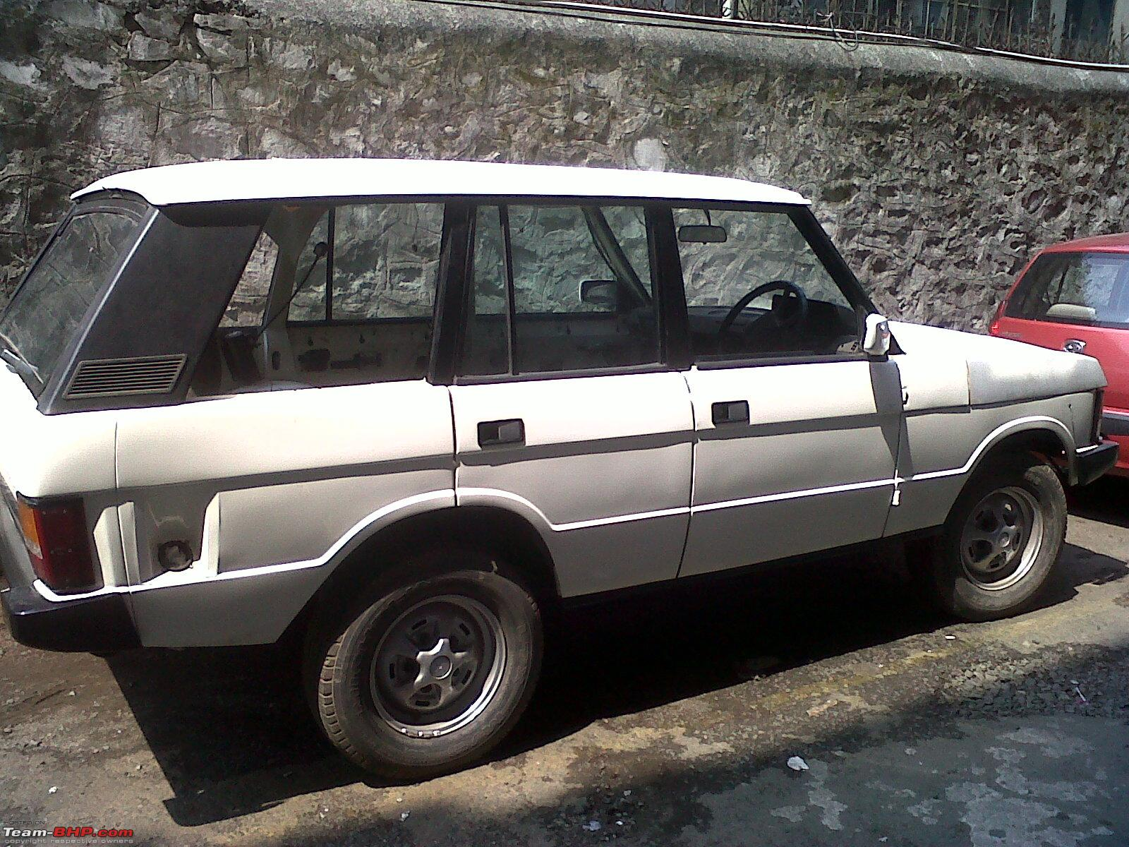 My 1986 Range Rover Classic 35 V8 Edit Lift Kit New Tyres Added