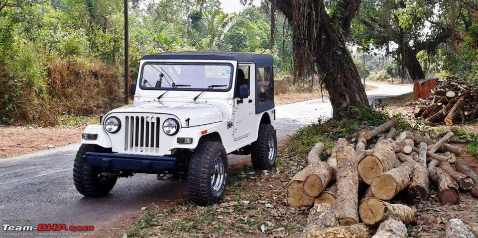My first new jeep the mahindra thar di finally page 3 team bhp my first new jeep the mahindra thar di finally thar1g altavistaventures Images