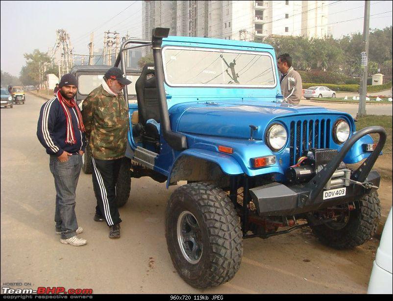 '86 Mahindra MM440 + 1.8 L Isuzu + 5 speed gearbox-blue5.jpg