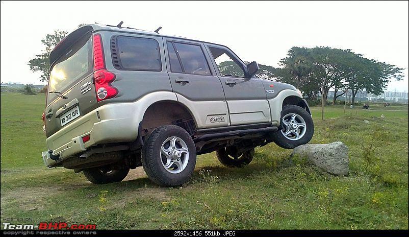 Marengo: Rocky Beige Mahindra Scorpio mHawk 4WD & MLD. 4 years & 1 lakh kms up!-230420126431.jpg