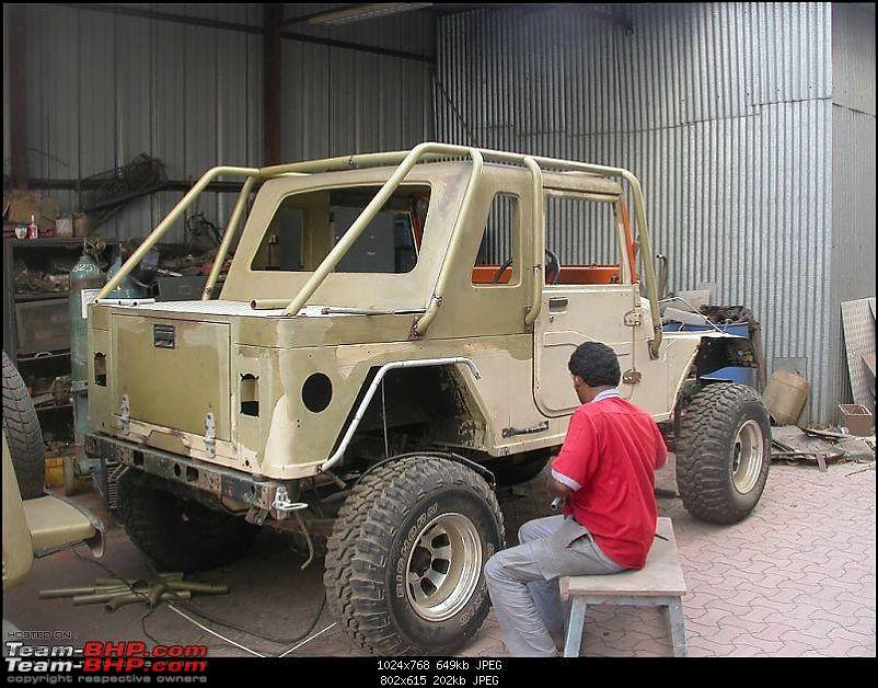 An impulsive buy- 1999 Mahindra Classic; Now Sold. Another project now in the offing!-image-3.jpg