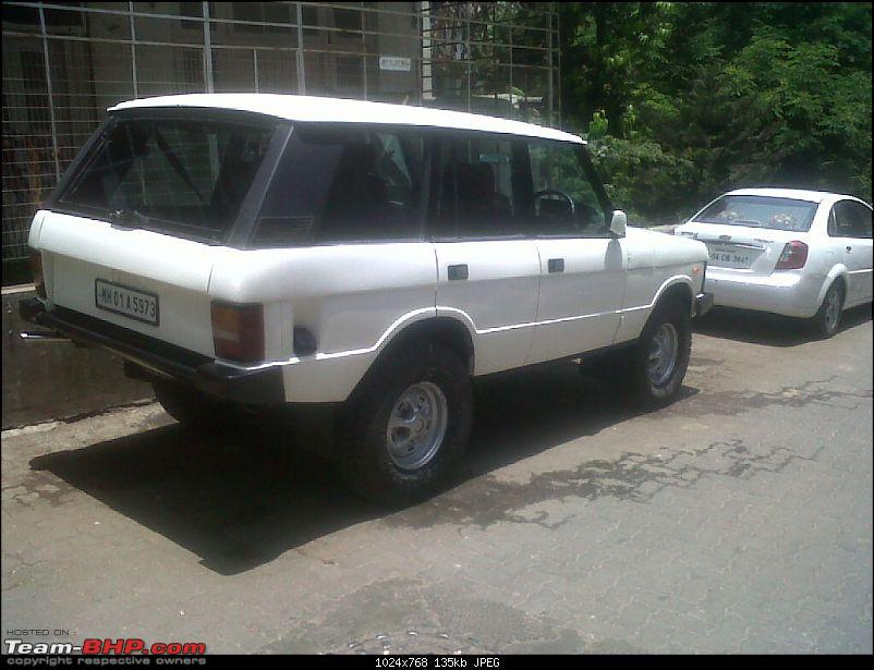 My 1986 Range Rover Classic 3.5 V8. EDIT: Lift kit & New tyres added-img00757201205031215.jpg
