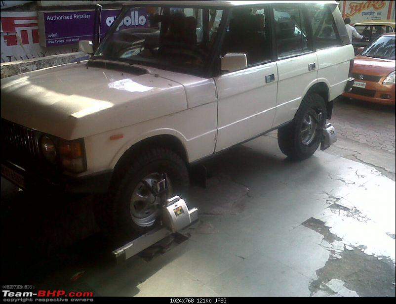 My 1986 Range Rover Classic 3.5 V8. EDIT: Lift kit & New tyres added-img00754201205021712.jpg