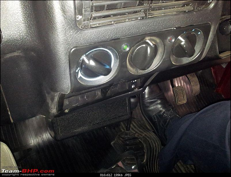 Updated Mahindra Thar in 2-3 months. EDIT : Launched with Air-Con and immobilizer!-thar-ac-controls.jpg