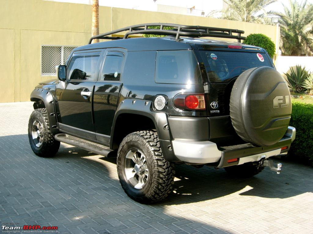 Some Pictures Of My Toyota Fj Cruiser Supercharged 1 Jpg