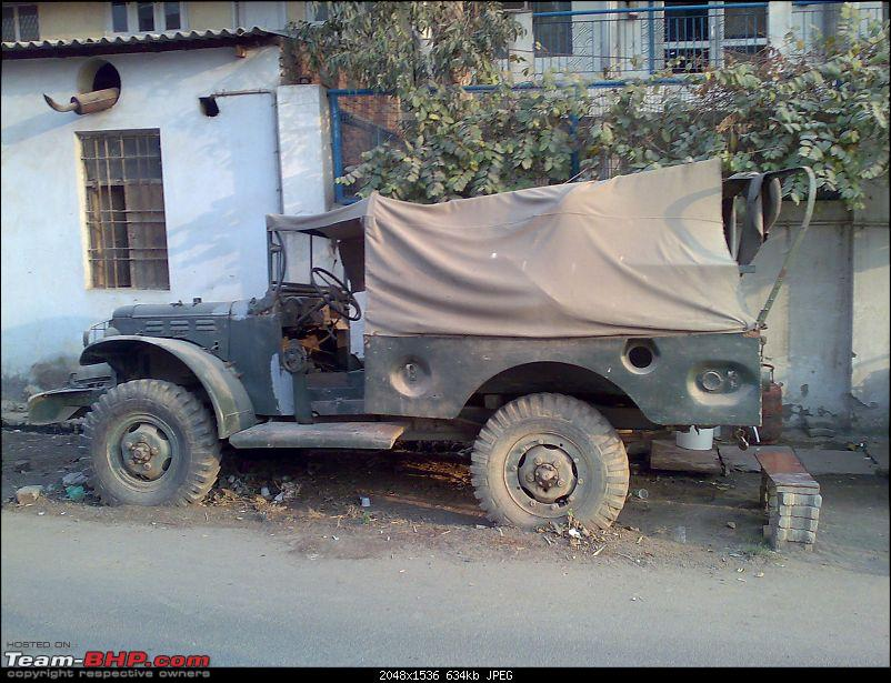 Which make is this Jeep? EDIT: Its a Dodge WC52-09022009154.jpg