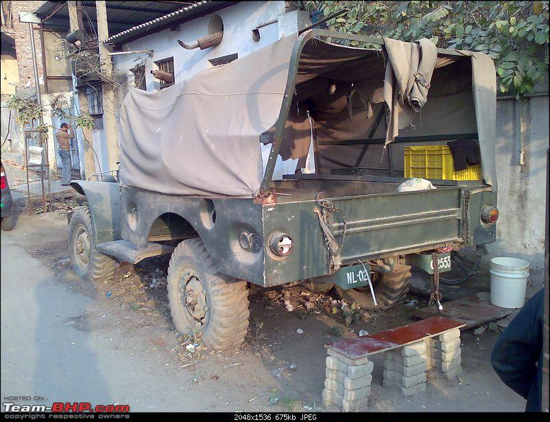 Which make is this Jeep? EDIT: Its a Dodge WC52-09022009155.jpg