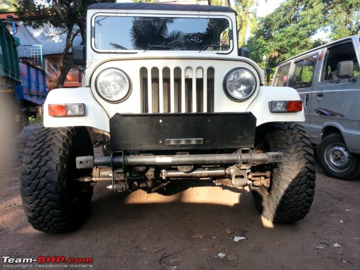 The mahindra thar di finally page 5 team bhp attached images altavistaventures Images