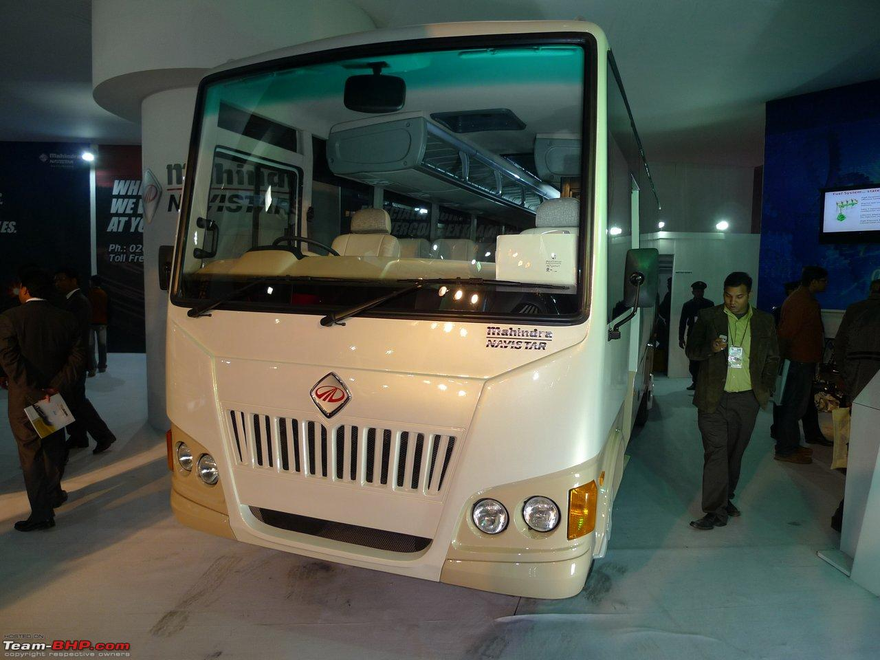 The Indian Bus Scene Discuss New Launches And Market Info