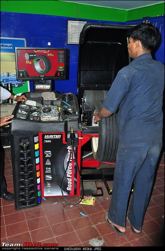 Wheel Alignment/Balancing : Madhus Enterprises (Langford rd, Bangalore)-dsc_0642.jpg