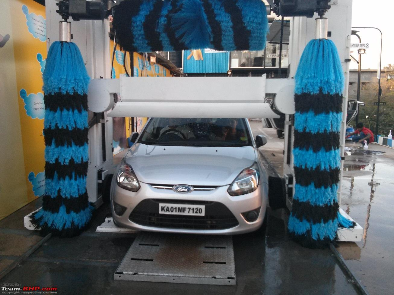 Pronto Automated Car And Bike Wash Hsr Layout Bangalore