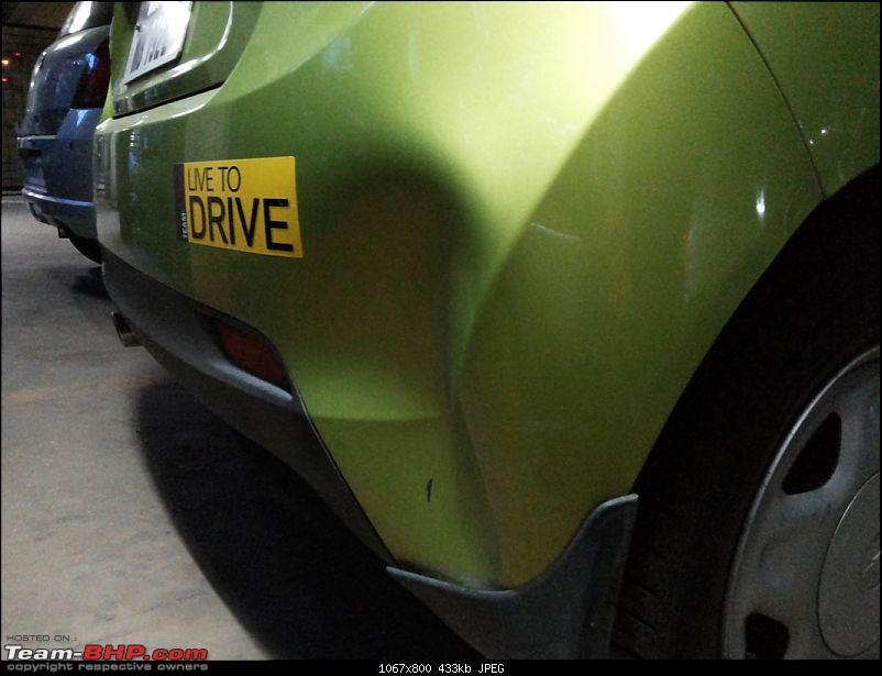 Body Repair & Painting, Glass Repair, Detailing etc. - Trend Automobiles (Bangalore)-20130801_184810.jpg