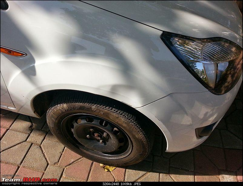 Body Repair & Painting, Glass Repair, Detailing etc. - Trend Automobiles (Bangalore)-20131004_154554.jpg